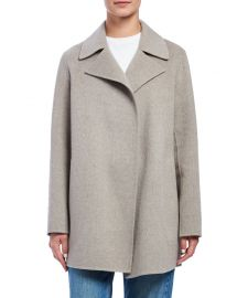 Theory New Divide Coat at Neiman Marcus