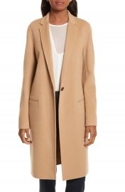 Theory New Divide Wool   Cashmere Coat at Nordstrom