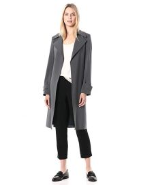 Theory Oaklane Trench at Amazon