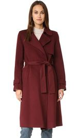 Theory Oaklane Wool Coat at Shopbop