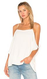 Theory Petteri Top in Ivory from Revolve com at Revolve