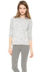 Theory Rainee Marled Sweater at Shopbop