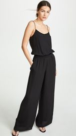 Theory Rib Jumpsuit at Shopbop