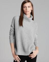 Theory Sweater - Aldanta Cashmere Turtleneck at Bloomingdales