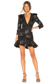 There is Magic In There Mini Dress by Zhivago at Revolve
