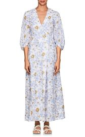 Thierry Colson Phoebe Floral Cotton Maxi Dress at Barneys