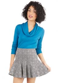 This is Why Im Haute Skirt at ModCloth