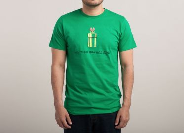 This is not a pipe tee at Threadless