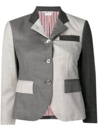 Thom Browne Fun-Mix Twill Sport Coat - Farfetch at Farfetch