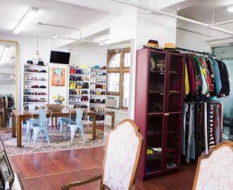 Thrashs Stylehouse at Thrash Stylehouse