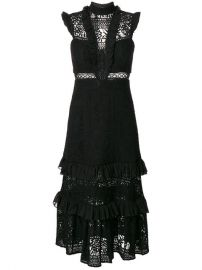 Three Floor Boulevard Lace Dress  423 - Buy AW17 Online - Fast Delivery  Price at Farfetch