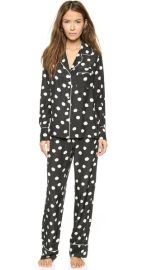 Three J NYC Coco PJ Set at Shopbop