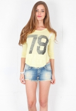 Throwback jersey by Rebel Yell at Singer 22
