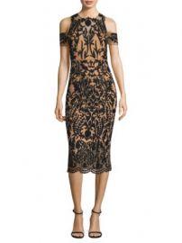 Thurley - Jasmine Midi Dress at Saks Fifth Avenue