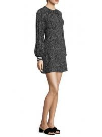 Tibi - Martine Short Dress at Saks Fifth Avenue
