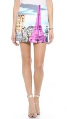 Tibi Eiffel Tower Skirt at Shopbop