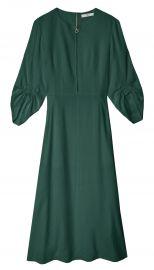 Tibi Marta Linen Dress at Tibi