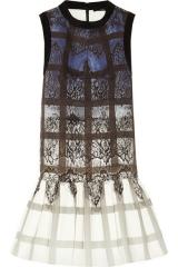 Tibi lace print dress at Net A Porter
