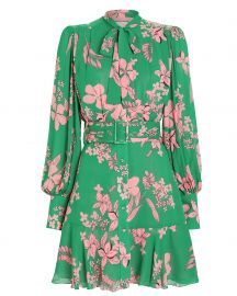 Tidale Island Floral Dress at Intermix