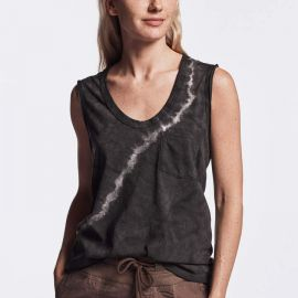 Tie Dye Tank Top at James Perse