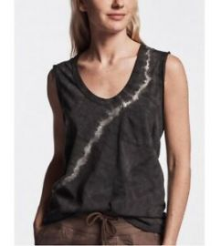 Tie Dye Tank Top by James Perse at James Perse