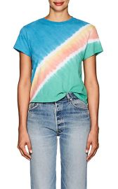 Tie-Dyed Cotton T-Shirt at Barneys