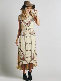 Tie Knot Dress at Free People