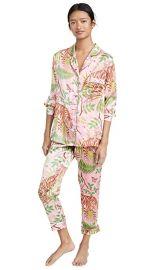Tiger Blossom Pajamas at Shopbop
