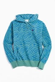 Tiger Hooded Sweatshirt by Champion at Urban Outfitters at Urban Outfitters