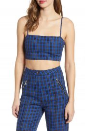 Tiger Mist Ainsley Crop Top   Nordstrom at Nordstrom