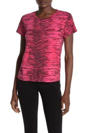 Tiger Stripe Crop T-Shirt at Nordstrom Rack