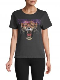 Tiger World Tour Graphic Cotton Tee at Saks Off 5th