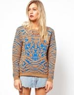 Tiger sweater at ASOS at Asos