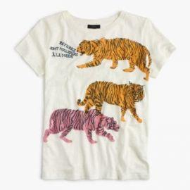 Tigers T-shirt at J. Crew