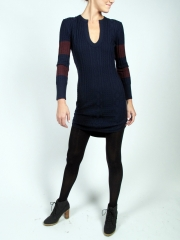 Timo Weiland Cable Dress at Les Nouvelles