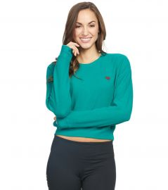 Today Cozy Crew Neck at Yoga Outlet