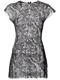 Todd Lynn and39ahearnand39 Lace Top - Odd at Farfetch