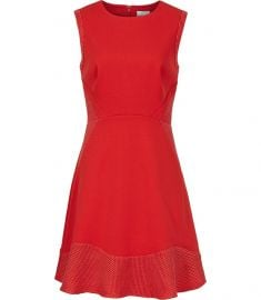 Toluca Dress at Reiss