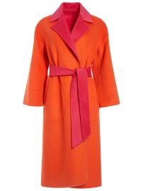 Tomiko Reversible Coat by Alice  Olivia at Alice and Olivia
