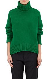Tomorrowland Stockinette-Stitched Wool Turtleneck Sweater at Barneys