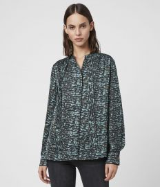 Toni Plume Shirt  at All Saints