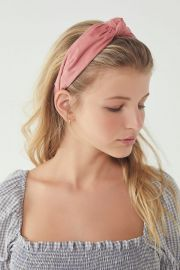 Top Knot Headband at Urban Outfitters