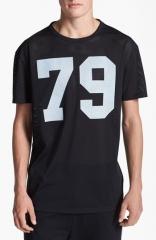 Topman 79 Oversized Mesh T-Shirt at Nordstrom