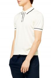 Topman Tipped Polo   Nordstrom at Nordstrom