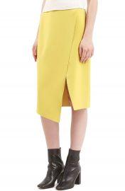 Topshop Crepe Wrap Skirt   Nordstrom at Nordstrom