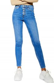 Topshop Jamie High Waist Skinny Jeans   Nordstrom at Nordstrom