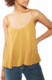 Topshop Rouleau Swing Camisole at Nordstrom
