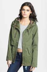 Topshop and39Wilbertand39 Lightweight Parka at Nordstrom