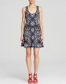 Torn by Ronny Kobo Dress - Gamma Pop Geo at Bloomingdales