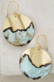 Torquato Earrings at Anthropologie